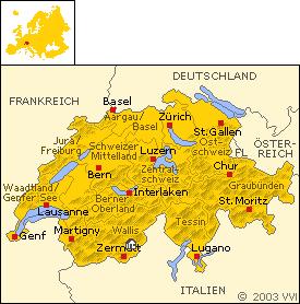 Carte Allemagne Suisse.Cartes La Suisse Site Des Professeurs D Allemand
