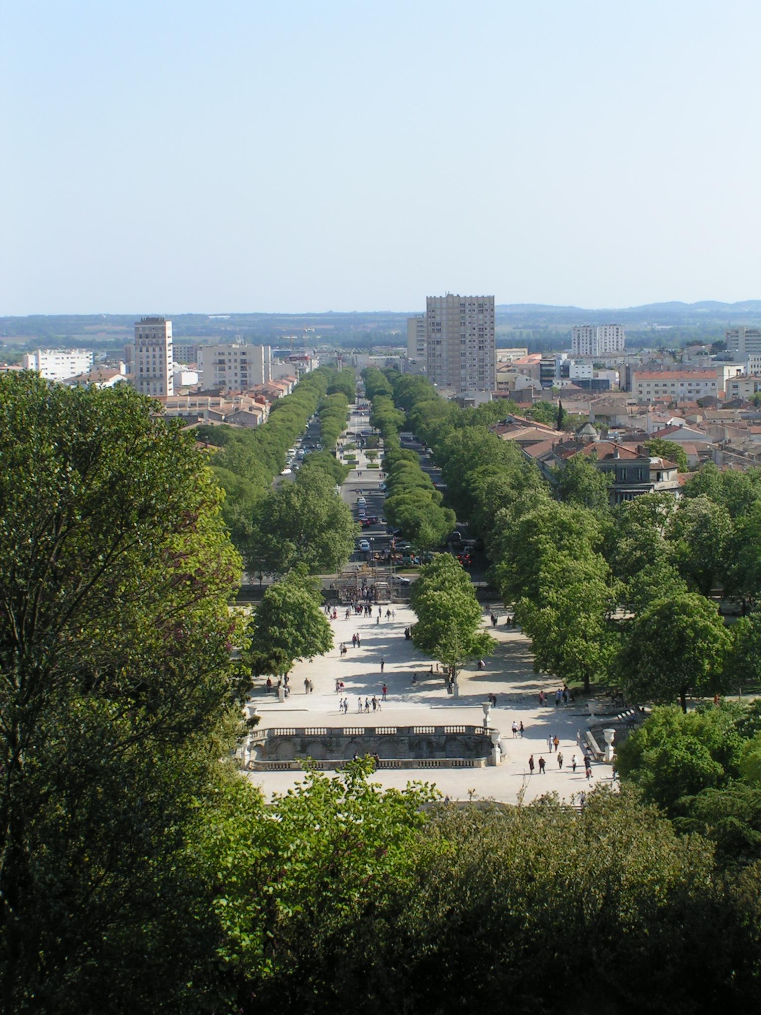 Nimes Ville Historique 2 2 Histoire Geographie Limoges